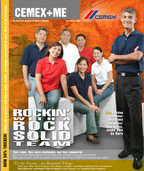 CEMEX+ME: Issue No. 2