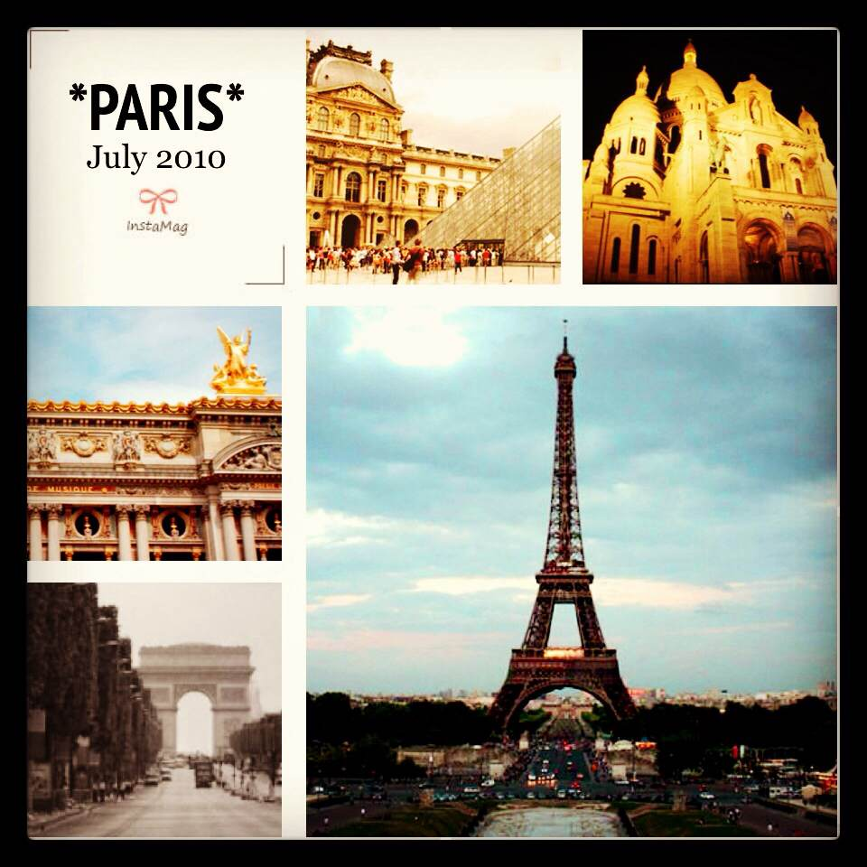 #ThrowbackThursday: Paris in a Hurry (asianTraveler Magazine)