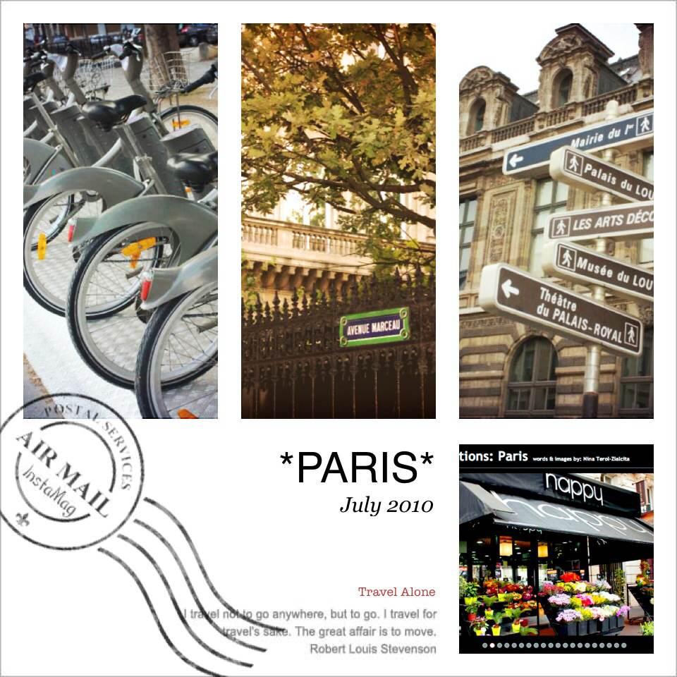 Parisian slices of life   Photos by Niña Terol-Zialcita   View more travel photos at @ninaterol on Instagram