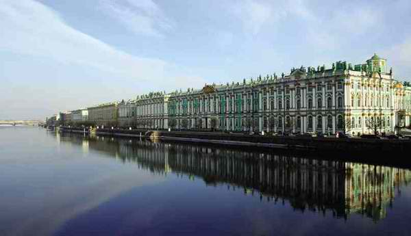 Winter Palace | Photo courtesy of the Russian Embassy
