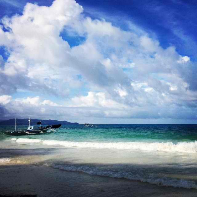 DINIWID PARADISE. Heaven's painting. All photos by Niña Terol-Zialcita