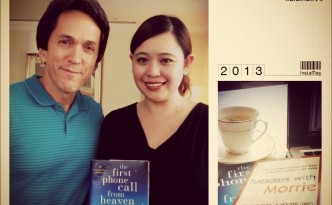 Mitch Albom and Me ;)