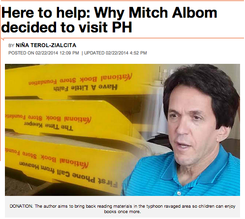 mitch albom best selling books