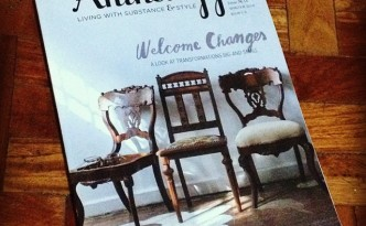 """Welcome Changes"": The latest issue of Anthology Magazine 